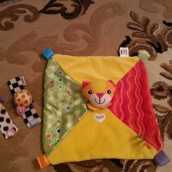 Toys for the newborn