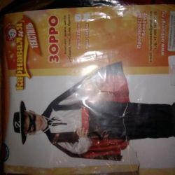 New Year's Zorro Costume