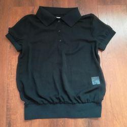 Chiffon blouse, new