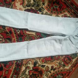 Jeans for height 140