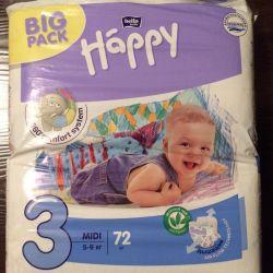 Mutlu çocuk bezi