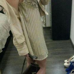 Yeni Dolche Mela + ceket giydir