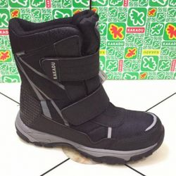 Boots KAKADU winter, new, up to -30 gr, p 32, 33, 34