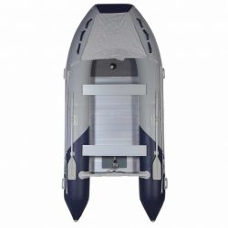 Titan P420AL inflatable boat (titanium) is new, in a package