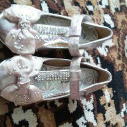 Voi vinde pantofi frumoși pentru prințesă