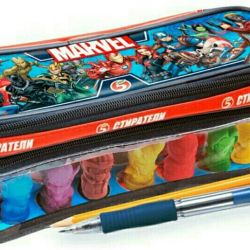 Pencil Marvel with Eraser collection