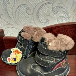Boots winter new