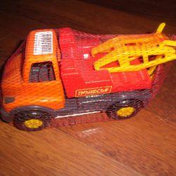 Camion de remorcare