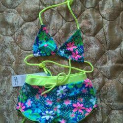 New children's swimsuit