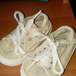 Sneakers 13 cm.