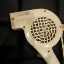 hair dryer USSR 90s