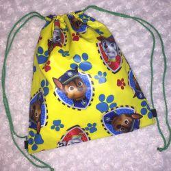 Детский рюкзачек Щенячий патруль