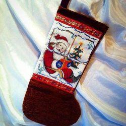 Cizme de Crăciun pentru cadouri