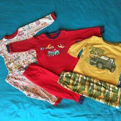 Pajamas George (England), Juniors 12-18m
