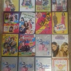 Films and music, children's cartoons