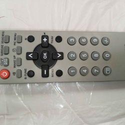 Τηλεχειριστήριο από την Panasonic TV