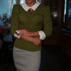 Shirt blouse p.42-44