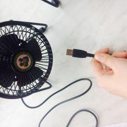 Маленькие вентиляторы
