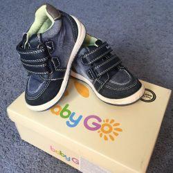 Ботинки детские (кроссовки)