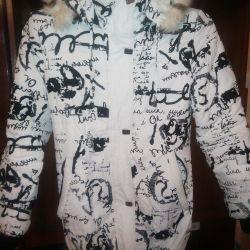 Очень теплая куртка в отличном состоянии