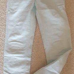 Pants jeans pants benneton