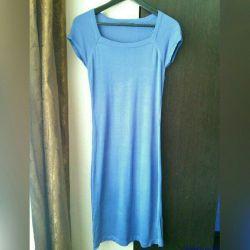 Платье 44р трикотаж