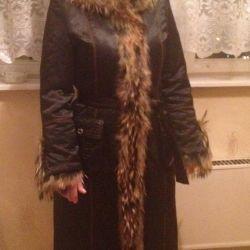 Tan Coat TanSuoZhe, winter - demi