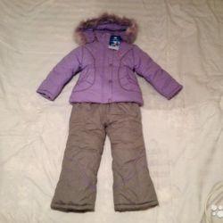 Νέες χειμωνιάτικες φόρμες για κορίτσια