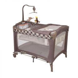 Детский манеж-кровать Baby Trend Trend.