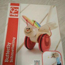 Toy wheelchair tree hape