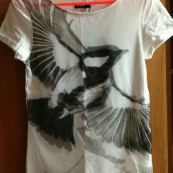 T-shirt (3D), noul râu 44