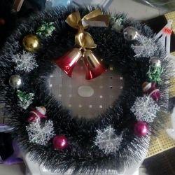 Christmas wreath new