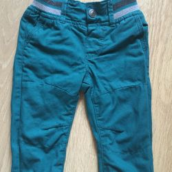jeans 9-12 months new