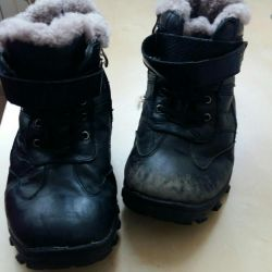 Boots (winter) used