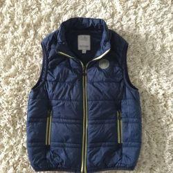 Vest size.128