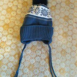 Χειμερινό καπέλο, νέο !!!