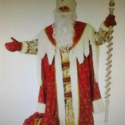🌲 Costum de Craciun al lui Moș Crăciun