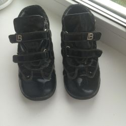 leather shoes r. 27