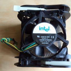 CPU Cooler της Intel