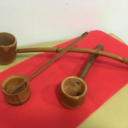Hysaku ladle scoop for tea ceremony