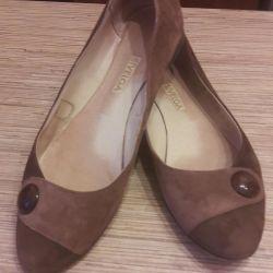 Ballet shoes natur.zamsha p.40