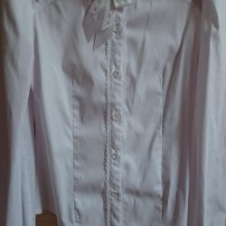 Blouse for school girl