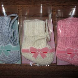 Woolen socks for newborns, premature