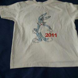 Νέα ανάπτυξη μπλουζών 140-158