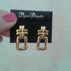 Σκουλαρίκια νέα κοσμήματα
