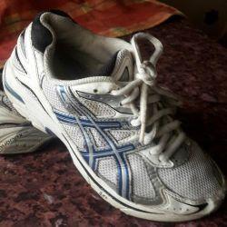 Çocuklar için spor ayakkabısı ASICS