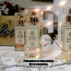 Parfum Federico Mahor