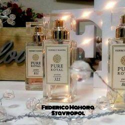 Federico Mahor perfume