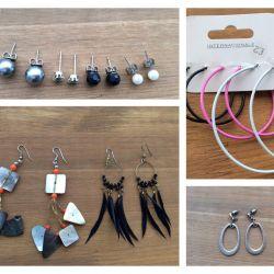 Τιμή σκουλαρίκια για όλα