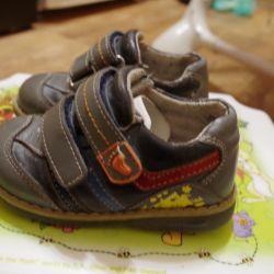 Children's shoes 21 size